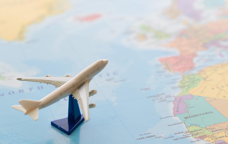 1日から1年以上まで留学可能